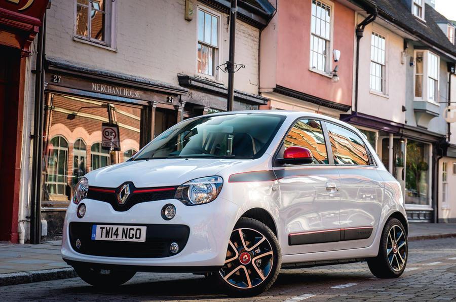 Best cars of 2014 - Renault Twingo
