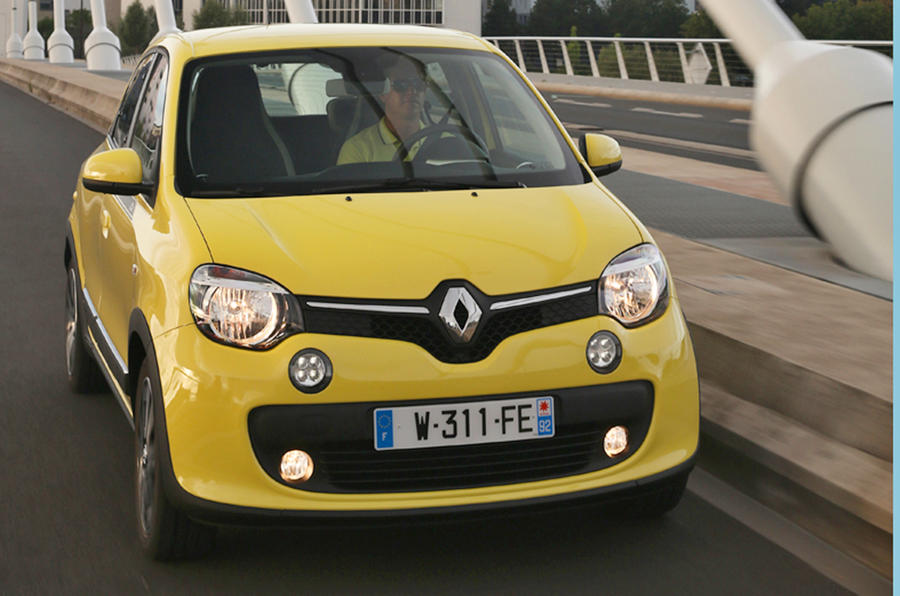 103mph Renault Twingo TCe 90
