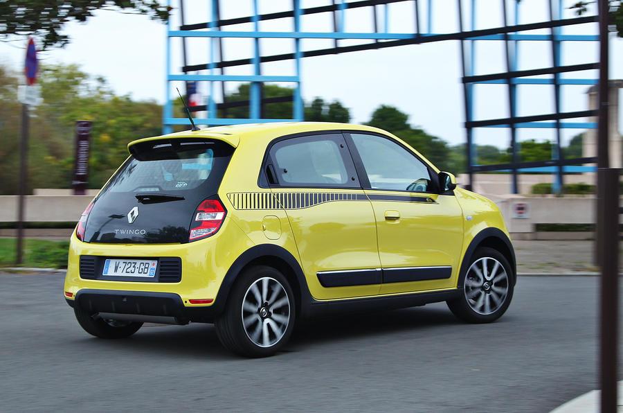 Renault Twingo rear