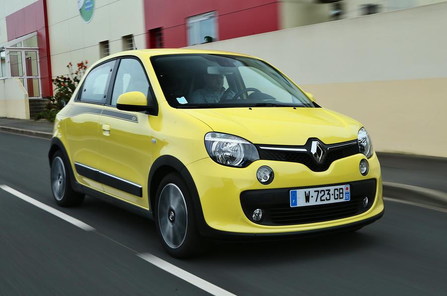 3.5 star Renault Twingo