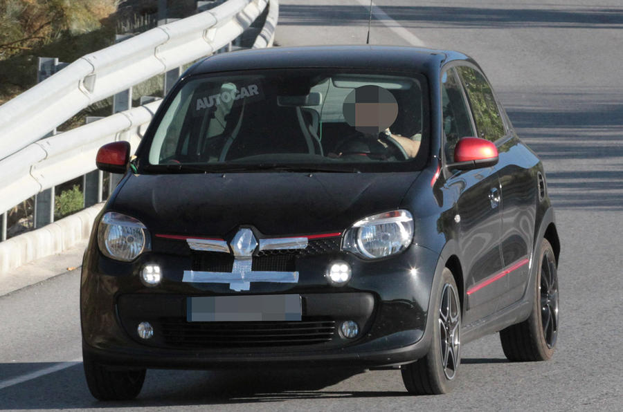 Renault working on hot new Twingo for 2015 launch