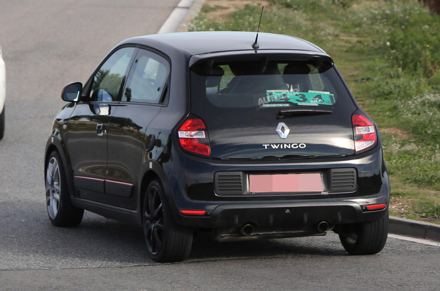 Renault readies sporty Twingo GT for 2015 launch