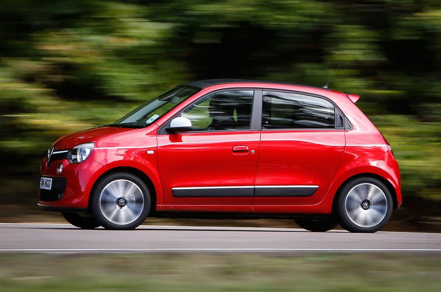 Renault Twingo 2014 2019 Ride Handling Autocar