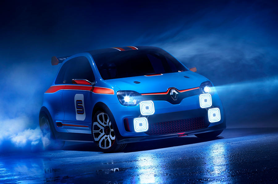 Renault Twin'Run concept revealed in Monaco