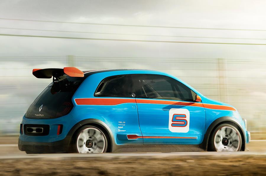 Renault Twin'Run concept revealed in Monaco