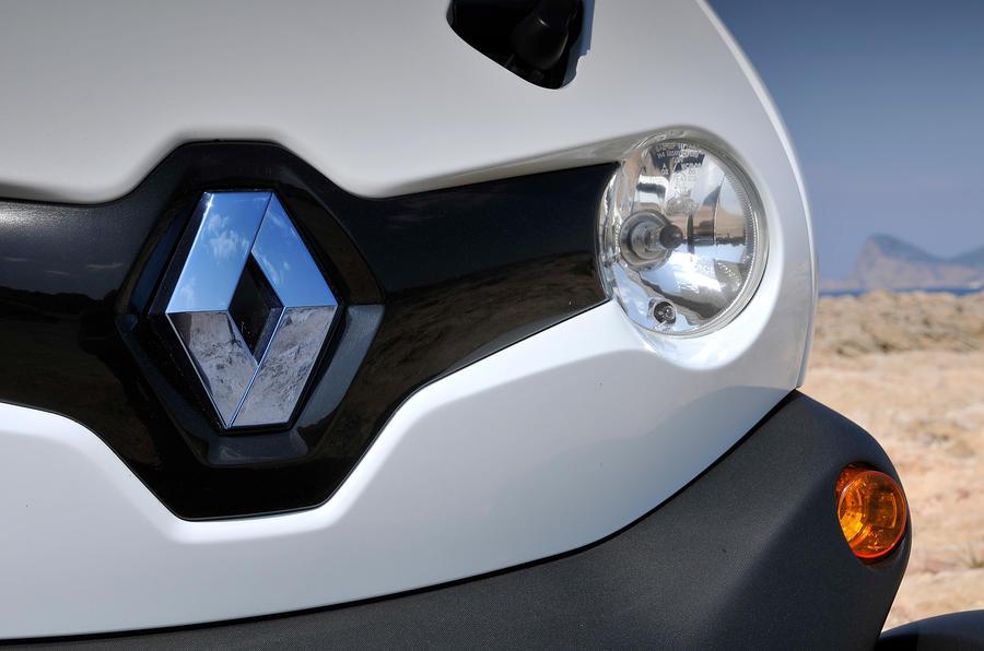 Renault Twizy headlight