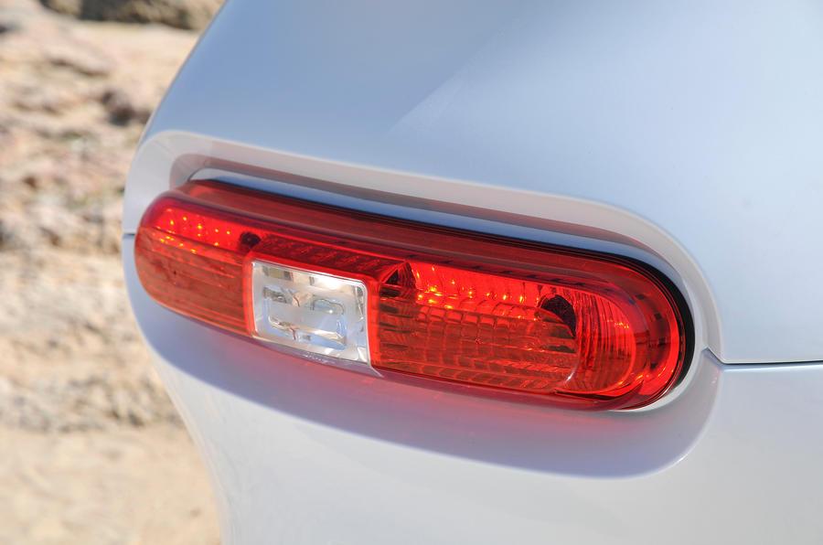 Renault Twizy rear light