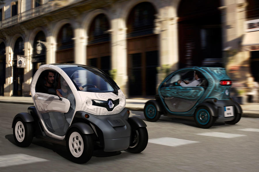 Free recovery for Renault EVs