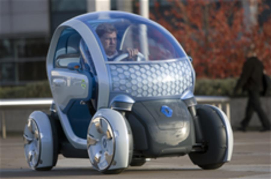 Renault confirms Twizy production