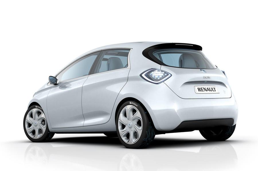 Renault plans electric hot hatch