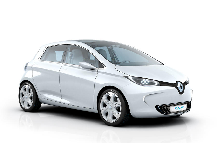 Renault plans electric hot hatch