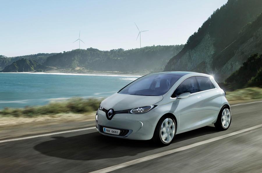 Renault: '150-mile EVs by 2015'