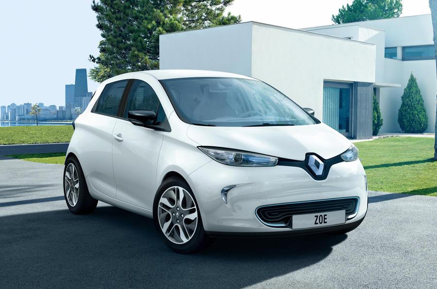 Geneva show 2012: Renault Zoe