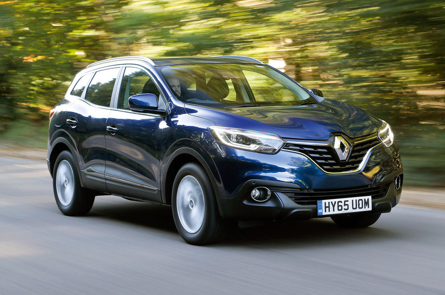 renault kadjar review 2018 autocar. Black Bedroom Furniture Sets. Home Design Ideas