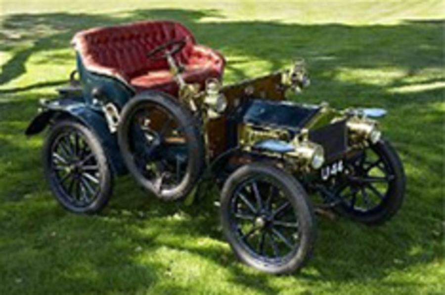 World\'s oldest Rolls-Royce for sale | Autocar