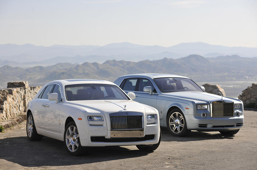 rolls royce ghost v phantom autocar. Black Bedroom Furniture Sets. Home Design Ideas