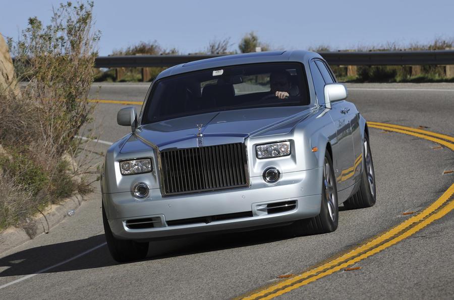 Rolls-Royce Ghost v Phantom