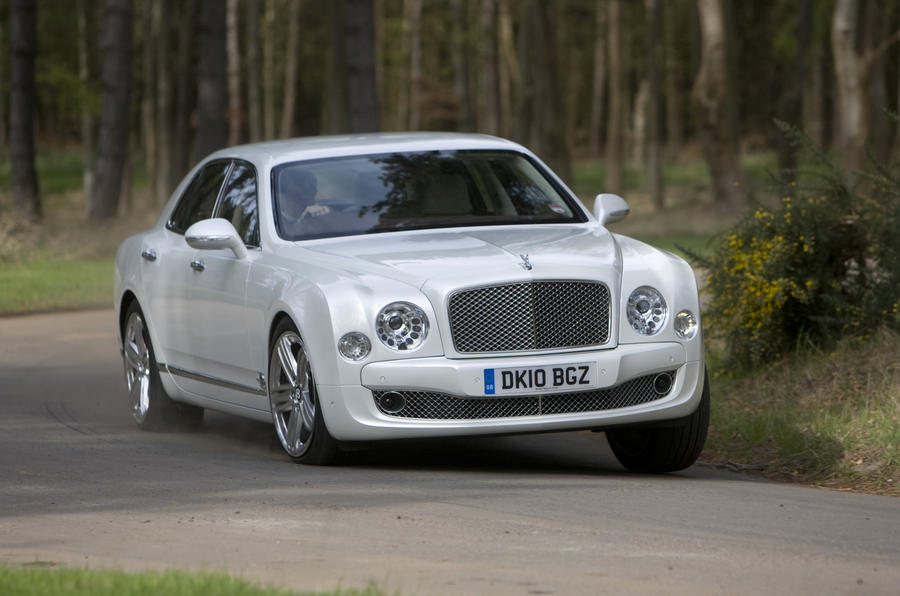 Bentley Mulsanne v Rolls Ghost