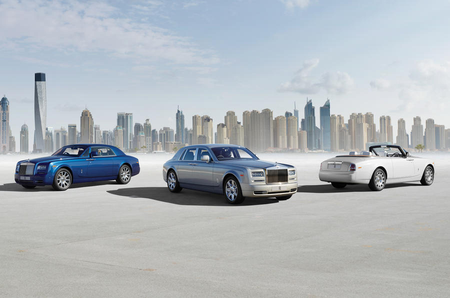 Geneva 2012: Rolls-Royce Phantom