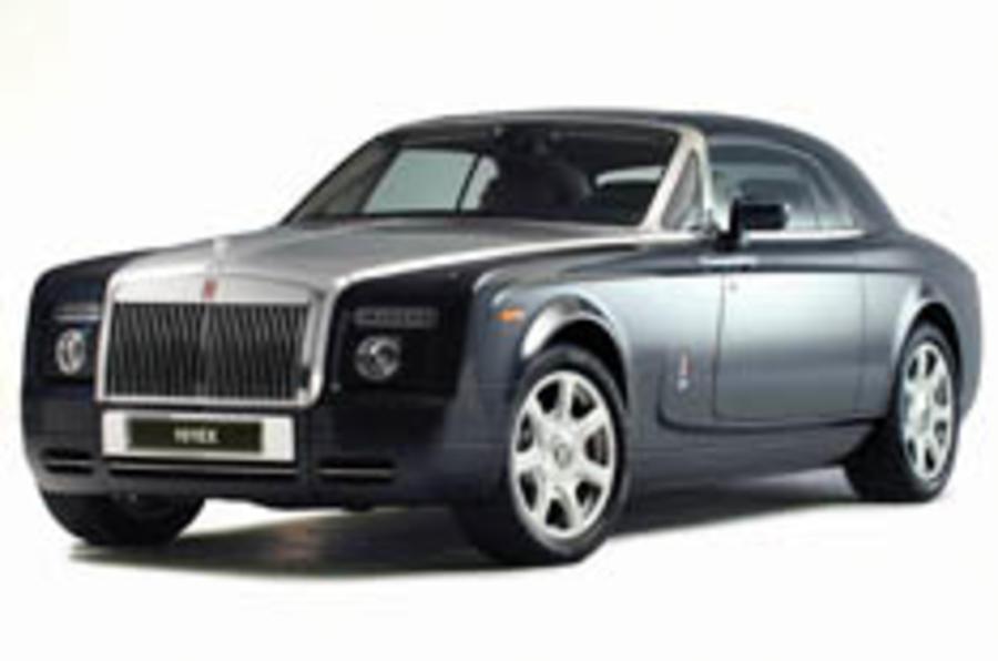 Rolls fills new (Cor)niche