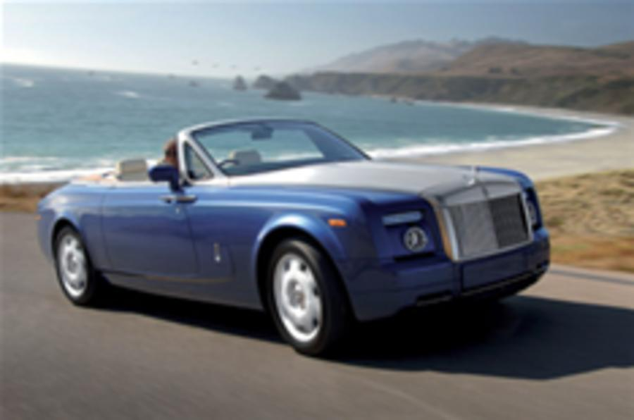 World's most expensive cabrio is go