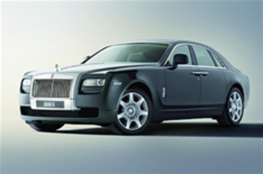 All-new V12 for Rolls-Royce RR4