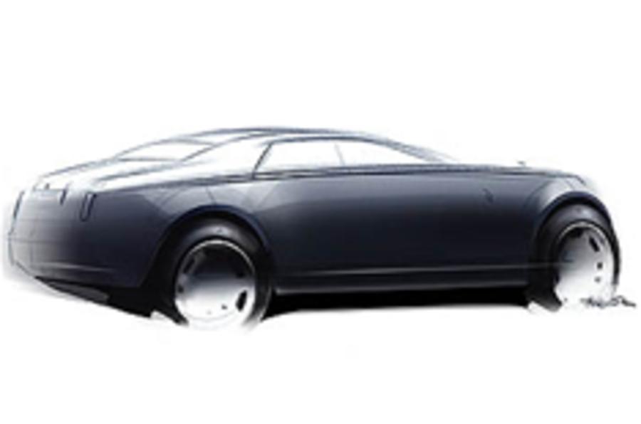 First look: Baby Rolls-Royce