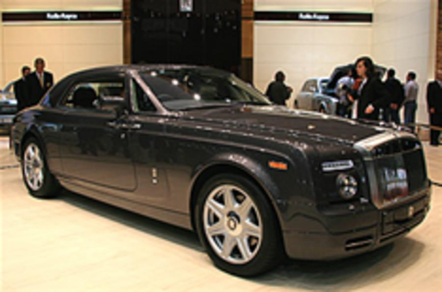 On video: Rolls-Royce Coupe