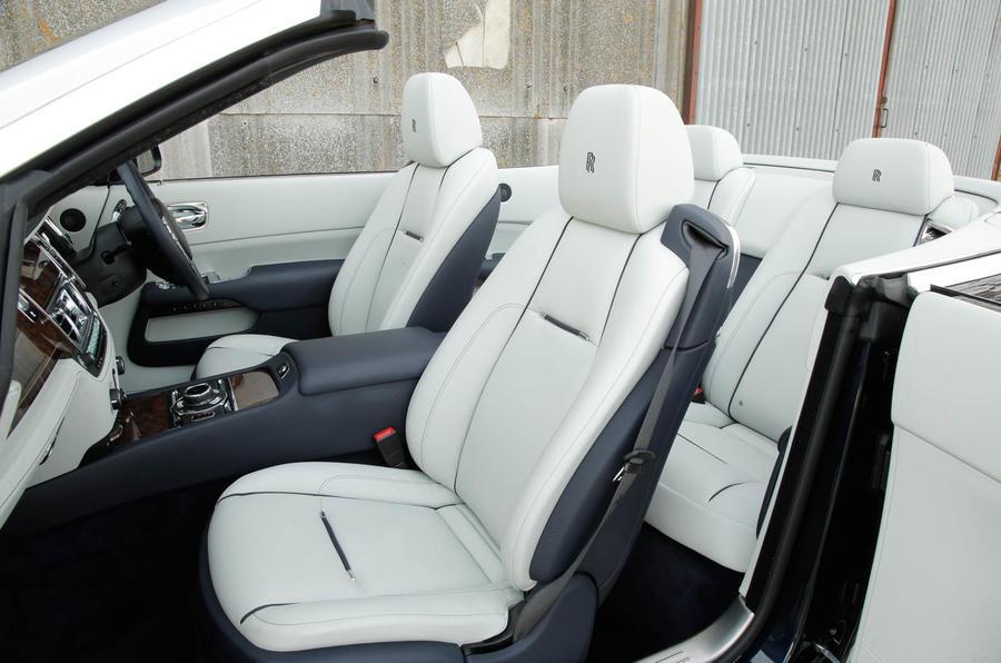 Rolls Royce Dawn Verdict Autocar