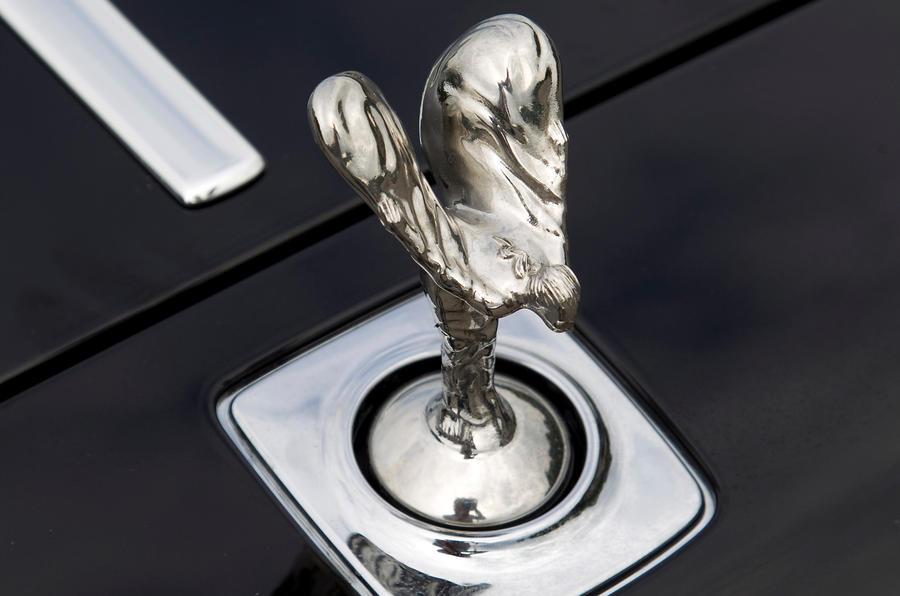 Rolls-Royce's Spirit of Ecstacy