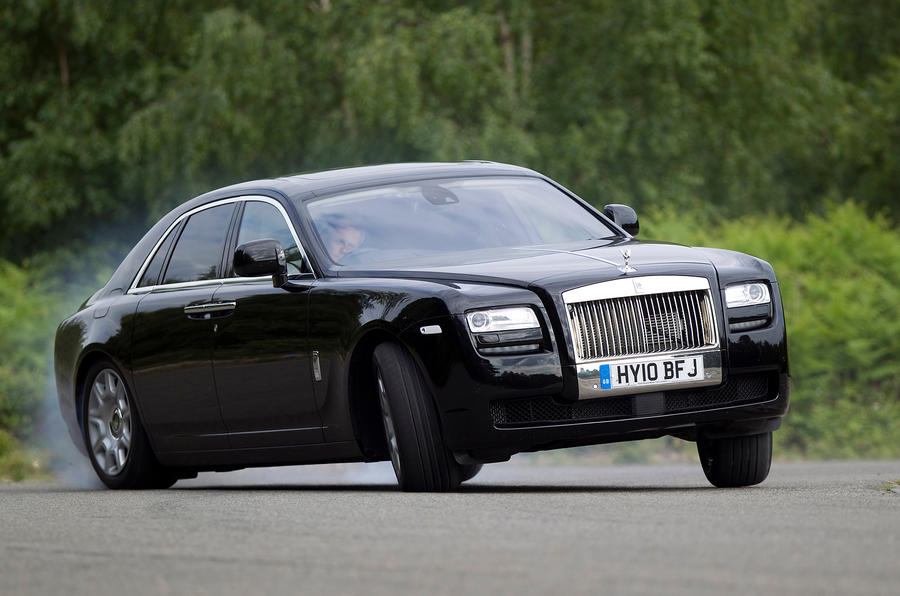 Rolls Royce Ghost Review Autocar