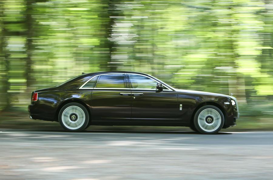 £216,684 Rolls-Royce Ghost