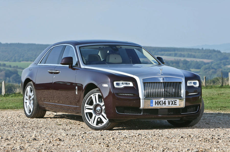 Rolls-Royce Ghost Series II first drive review