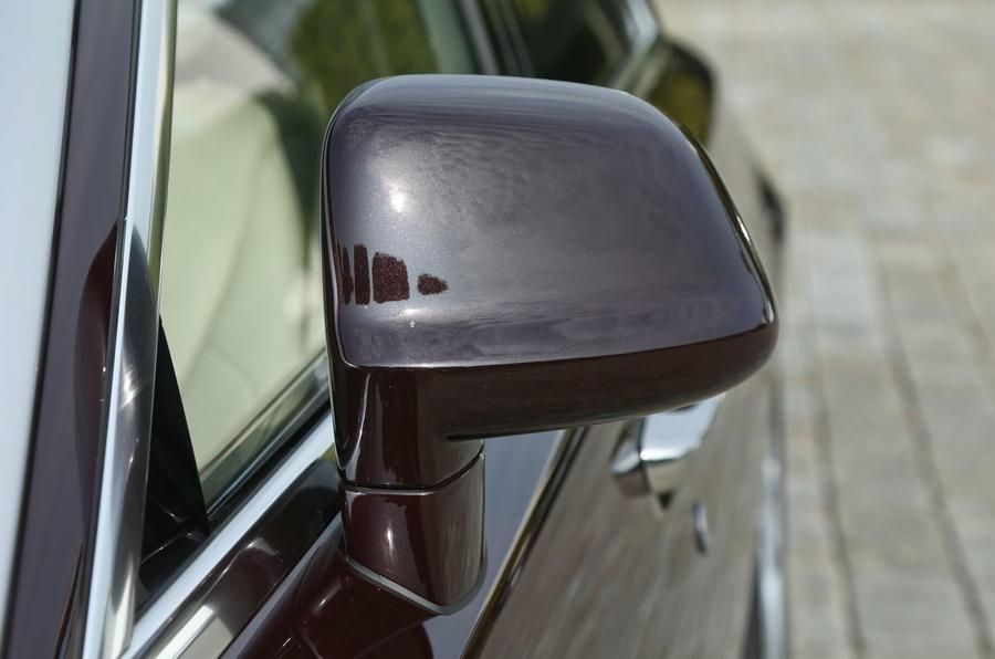 Rolls-Royce Ghost wing mirror