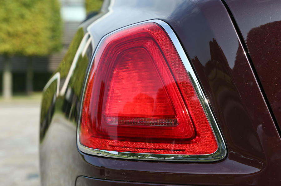 Rolls-Royce Ghost LED tailights