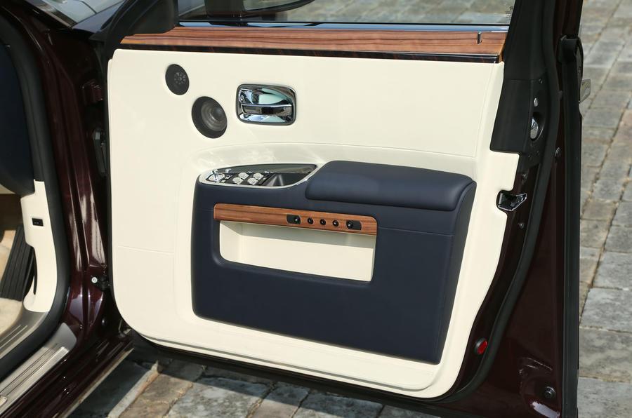 Rolls-Royce Ghost door card