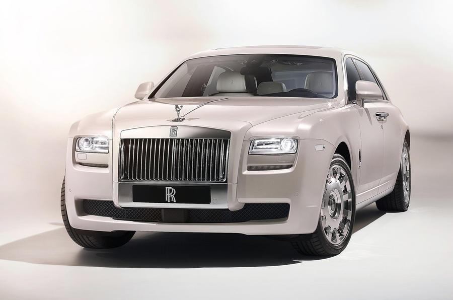 Beijing: Rolls-Royce Ghost Six Senses