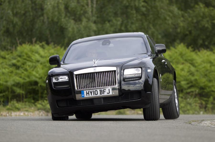Rolls-Royce's sales double