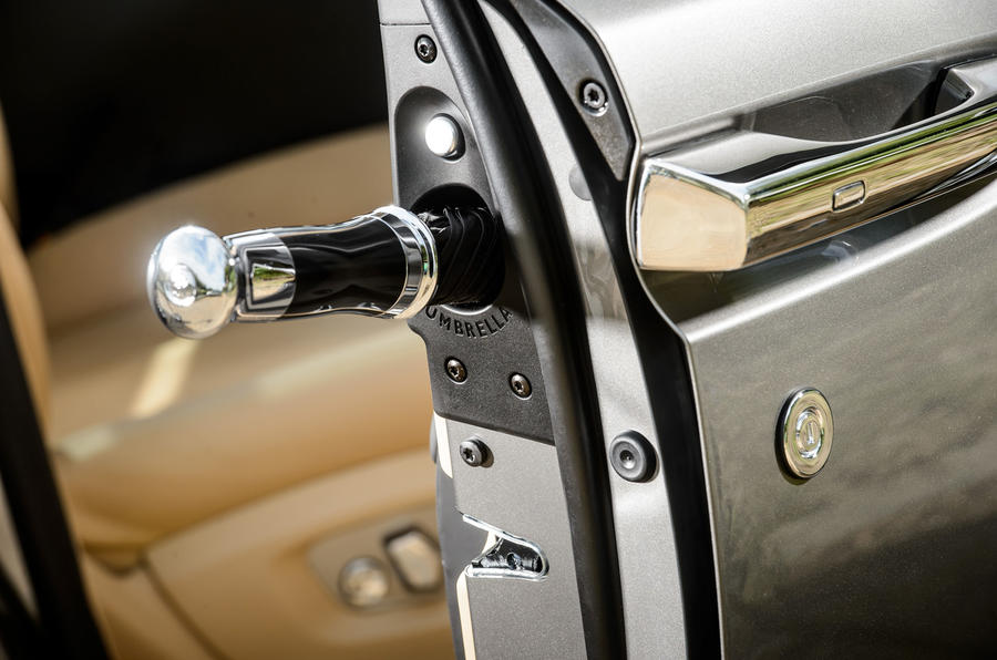 Rolls-Royce Ghost umbrella