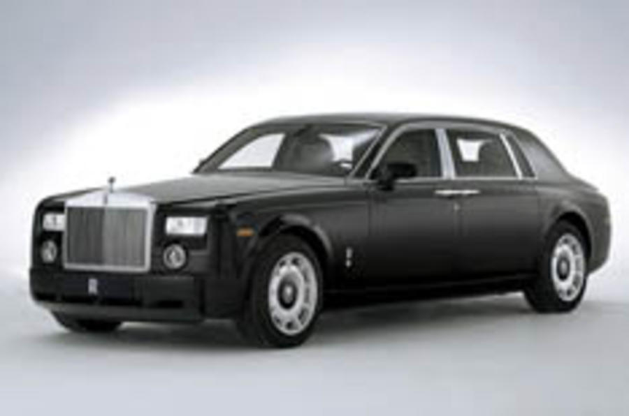 Electric Rolls Phantom planned