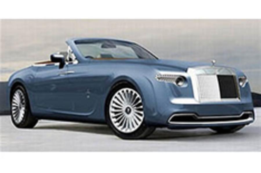 Pininfarina makes Rolls