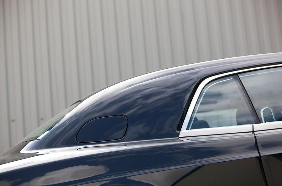 Rolls-Royce Phantom Coupé-shape