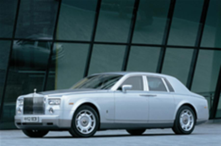 Used Rolls-Royces - still expensive