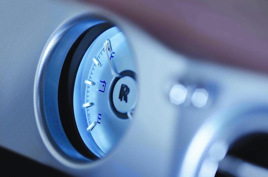 Geneva motor show: Rolls-Royce 102EX