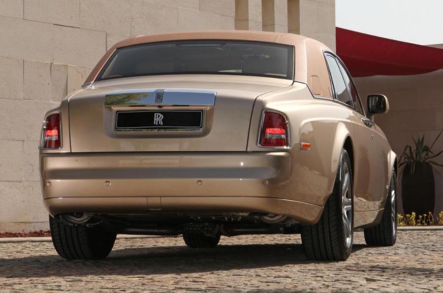 Special Rolls Phantoms revealed
