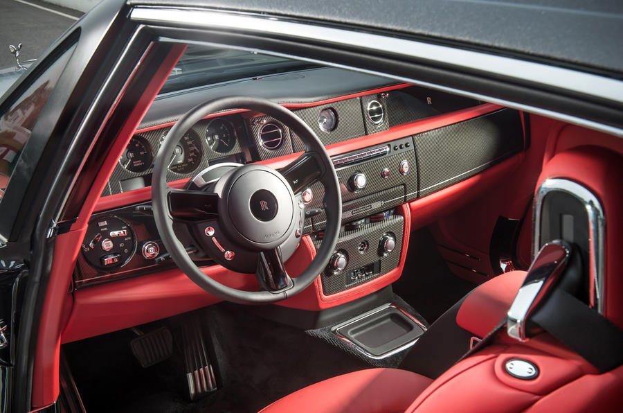 Bespoke Rolls-Royce Phantom Coupe revealed
