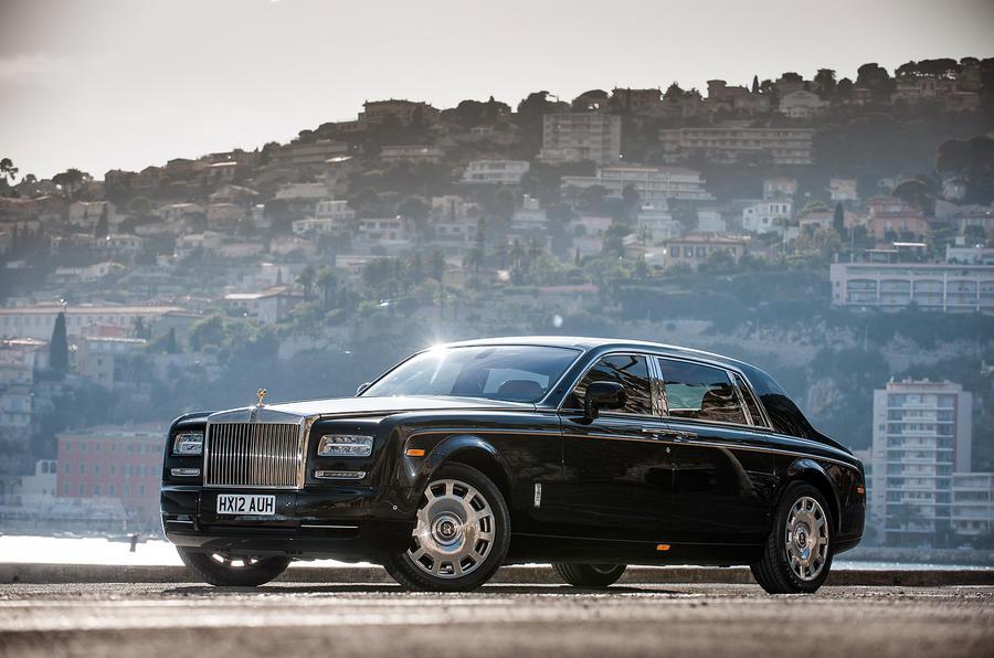 £357,870 Rolls-Royce Phantom EWB