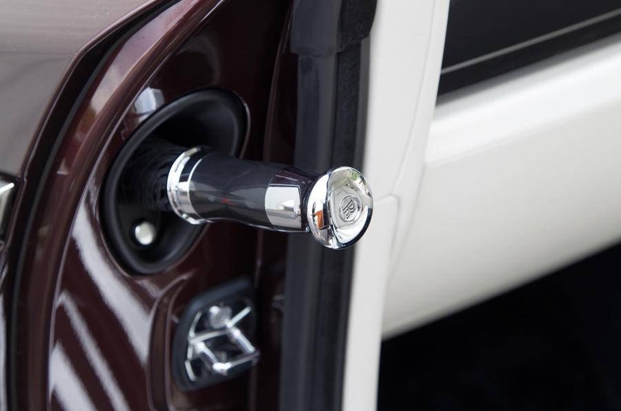 Rolls-Royce Wraith umbrella