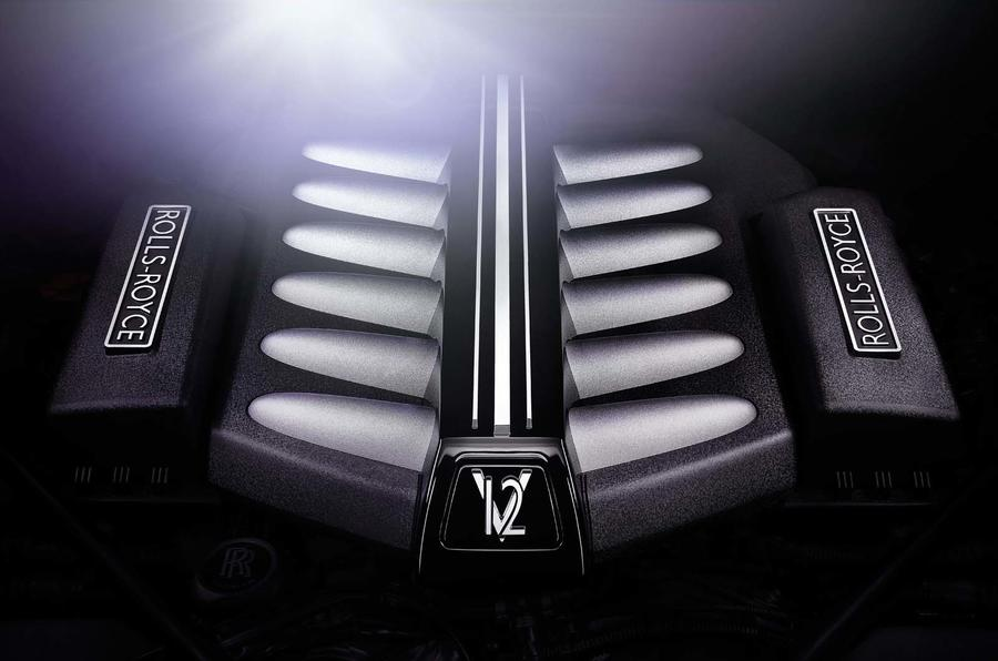 Rolls-Royce eschews British-built V12 engines in favour of Germany