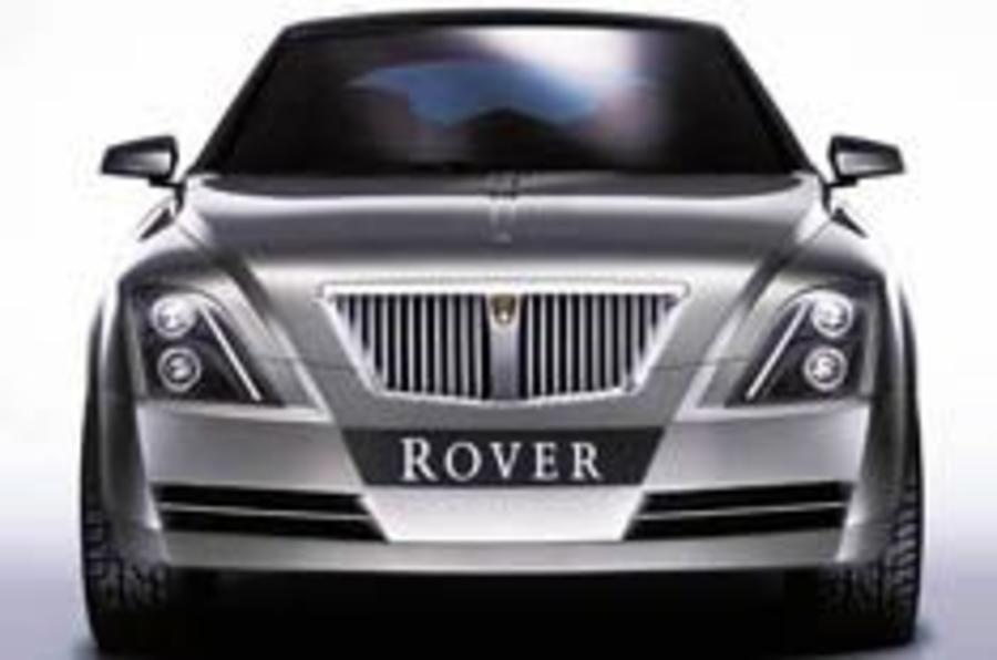 Indian deal could secure Rover SUV